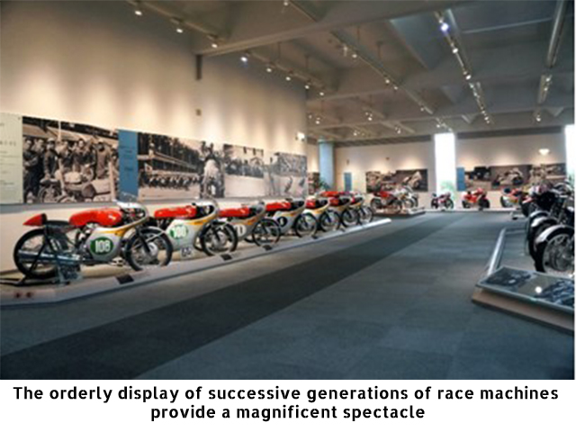 Let's Visit a Motorcycle Museum and Discover ThingsWeCannot